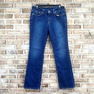 Lucky Brand Jean's 》 Retro Rider Long Length
